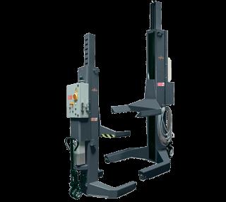 Sollevatori elettroidraulici a colonne mobili